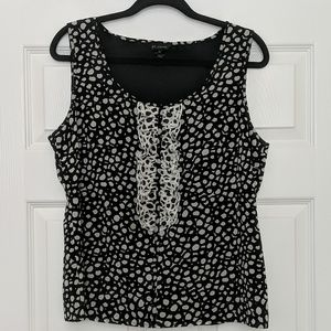 St John Sleeveless Top